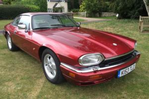 STUNNING LOOKING & SUPER-DRIVING 1993 JAGUAR XJS 4.0 AUTO+MOT 08/17+WARRANTY Photo