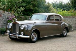 1959 Rolls Royce Silver Cloud II Photo