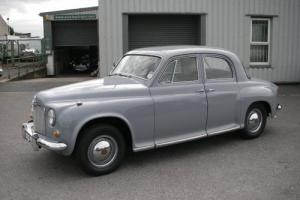 1955 ROVER 60 P4 Saloon ~ Prize Winning Car