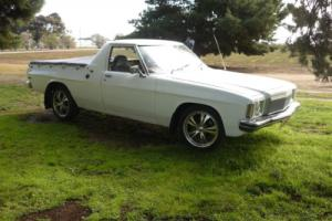 Holden HZ UTE V6 3 8 Litre 4SPEED Auto 4WD Brakes Engineered in SA