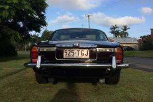 Jaguar Damiler Double 6 1977 Rolling Shell in QLD