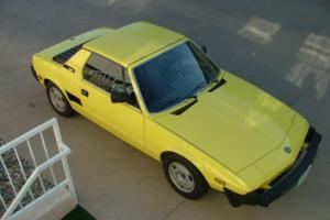 1986 Other Makes Bertone X/19 Photo