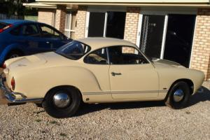 VW Karmen Ghia MAY Suit Kombi Collector in QLD