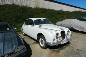 Jaguar MK2 3.4 1963 Manual with Overdrive - Unfinished Project