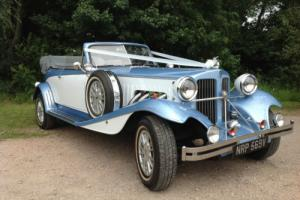 1980 BEAUFORD SERIES 3 BLUE/WHITE