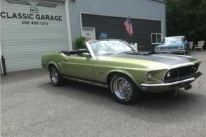 1969 Ford Mustang 2 Dr.