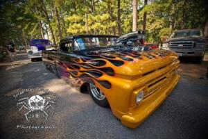 1964 Ford F-100 Magazine Show Pro Street Blower Tubbed Chopped Hot Rod Streetrod