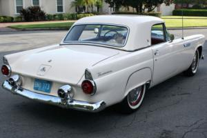 1955 Ford Thunderbird CONVERTIBLE - TWO TOPS - 80K MI