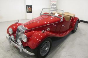1954 MG T-Series None Photo