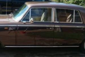 1972 Rolls-Royce Silver Shadow Photo