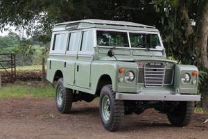 1974 Land Rover 109 Safari