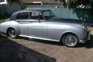 Bentley S2 Same AS Rolls Royce Silver Cloud 1962 Photo