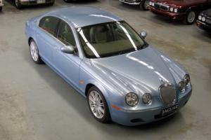 2007 Jaguar S Type 3L LE MY08 in VIC