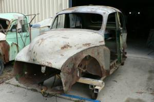 Morris Minor Series MM Highlight in NSW