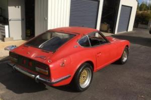 Datsun 240Z in NSW