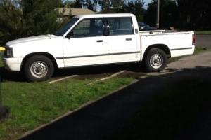 Ford Courier Twin CAB UTE V8 Engineered Sleeper in VIC
