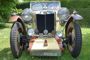 MG PA 1934 cream cracker