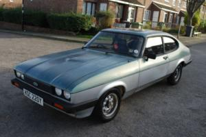 1982 Ford Capri Calypso *** A RARE RUNNING RESTORATION PROJECT WITH A MOT ! ***