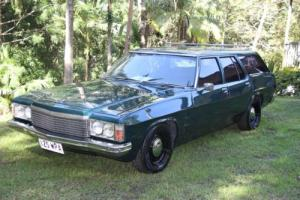 Holden HJ Wagon 1975 in NSW