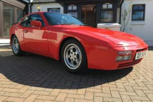 1986 Porsche 944 2.5 Turbo 220Ps *Meticulously restored*Only 72,000 miles*