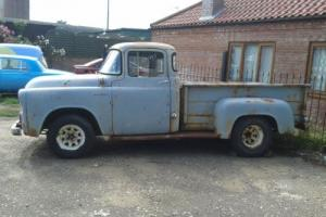 dodge job rated step side pick up 1955 uk registered