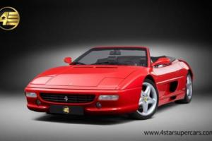 FOR SALE: Ferrari F355 Spider Manual 1995