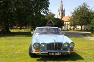 Jaguar XJ6 Series 1 Manual overdrive 4.2