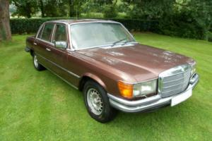 VERY RARE 1979 MERCEDES 450 SEL 6.9 AUTO 88K ONE OF 50 OF THIS YEAR LEFT IN UK