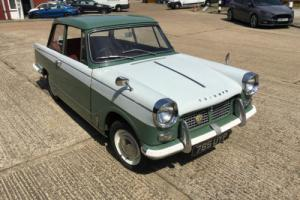 Triumph Herald 1200 Saloon 1962 Photo
