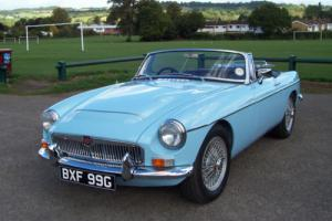 MGC Roadster Manual with Overdrive