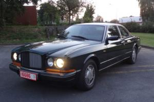 1993 BENTLEY CONTINENTAL R LEFT HAND DRIVE BRG STUNNING