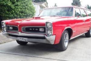 1966 Pontiac Tempest GTO Photo