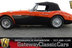 1963 Austin Healey 3000 Mark II Photo