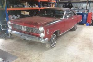 Mercury Comet 1967 in VIC