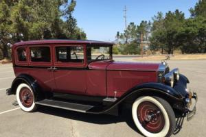 1930 Packard 726 Photo