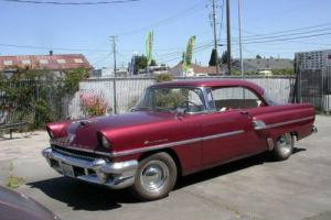 ROCK SOLID CALIFORNIA IMPORT CLASSIC' 55 2 DOOR MERCURY MONTCLAIR Y BLOCK V8