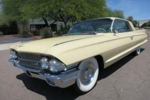 1962 Cadillac DeVille Series 62 Coupe