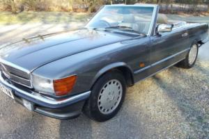 1989 Mercedes-Benz 300sl W107 R107 incredible condition for Sale