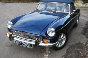 MGB ROADSTER (1973) Photo