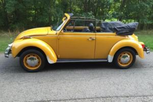 Volkswagen Karmann Beetle,US import,lhd,