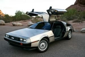 1981 DeLorean DELOREAN DMC 12 DMC 12