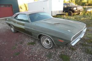 1970 Dodge Challenger RT -383 HP, Hurst Pistol Grip 4spd, 3.91 Sure Grip