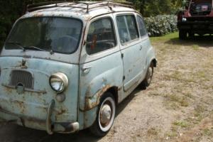 1958 Fiat Other Multipla