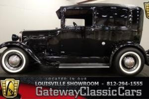 1929 Ford Model A Sedan Delivery
