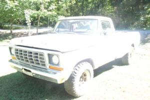 1978 Ford F-250 Photo