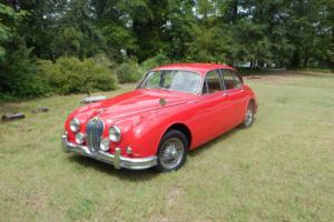 1961 Jaguar Mark 2