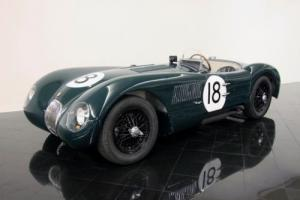 1953 Jaguar C-Type Replica