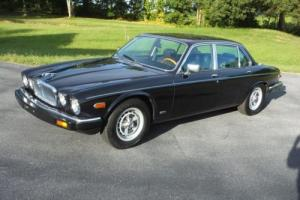 1987 Jaguar XJ6 Series 3 Photo