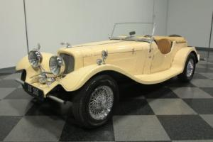 1937 Jaguar SS100 Replica Photo