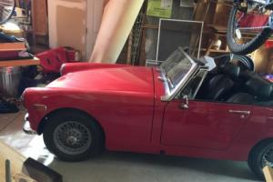 1970 MG Midget MKIII Photo
